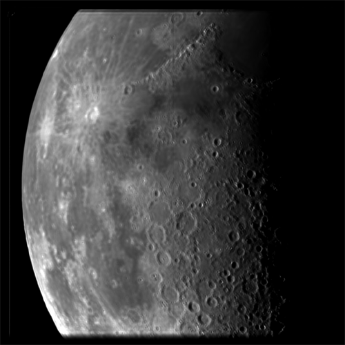 image of moon from Lunar calibration