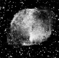 S Wissler processing of M27