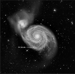 S Wissler processing of M51