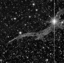 S Wissler processing of Veil Nebula